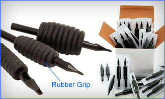 Rubber Gripped Disposable Tube Sale