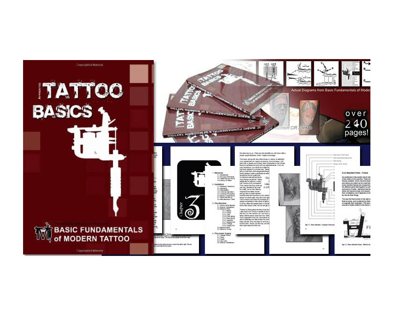 basic fundamentals of modern tattoo tattoo drawing