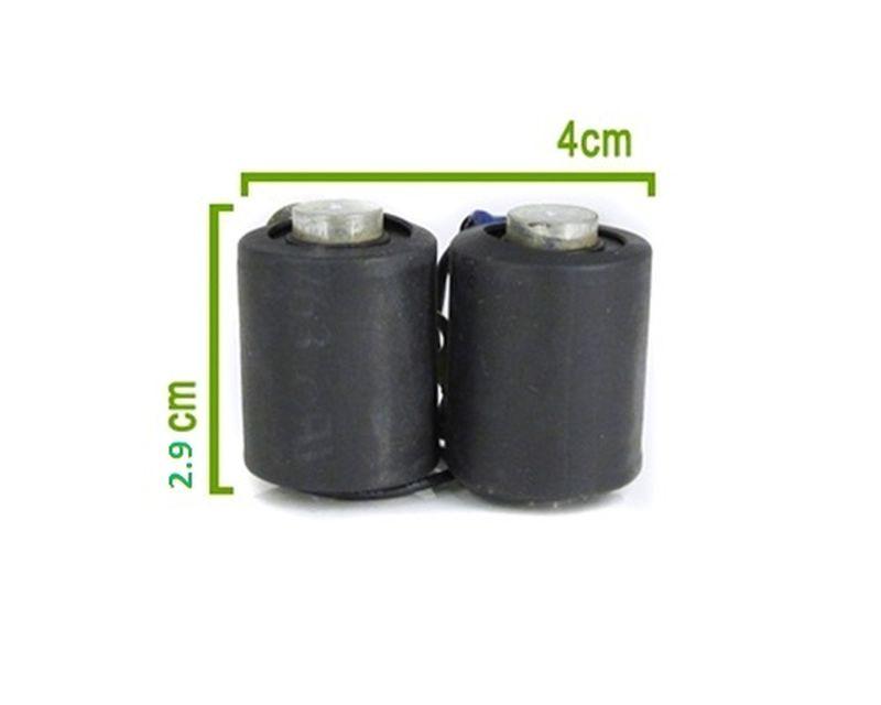 machine coil wraps
