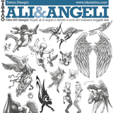 Wings & Angels Flash Book