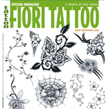 Flower Tattoo Flash Book