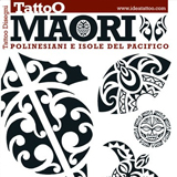 Polynesian & Maori Design 66-page Flash Book