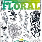 Lotus Tattoo Flash Book