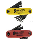 Gorrilla Grip Fold Up Tools