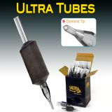 Diamond Tip Rubber Disposable Tubes