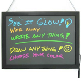 Glowing Dry & Erase Tablet
