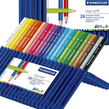 Color Pencils Ergo Soft
