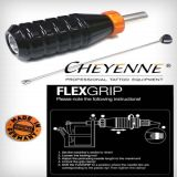 Cheyenne HAWK Flex Grip 1""