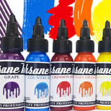 Inksane 10 Color Set 1oz