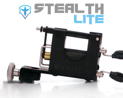 Stealth Lite Rotary Machine
