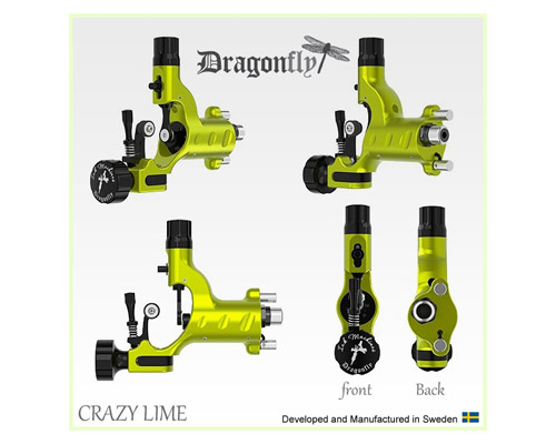 dragonfly machine