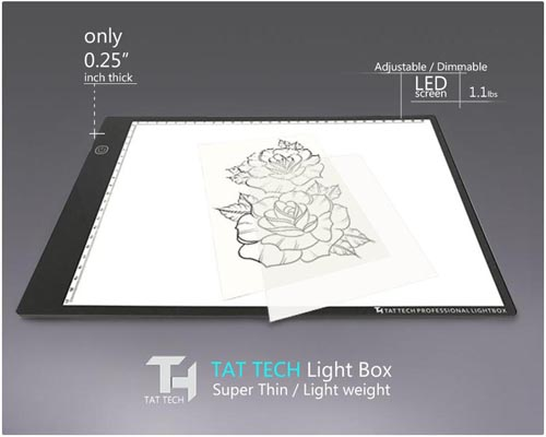 Tat Tech Light Box