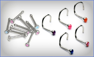 Nose Screws & Studs