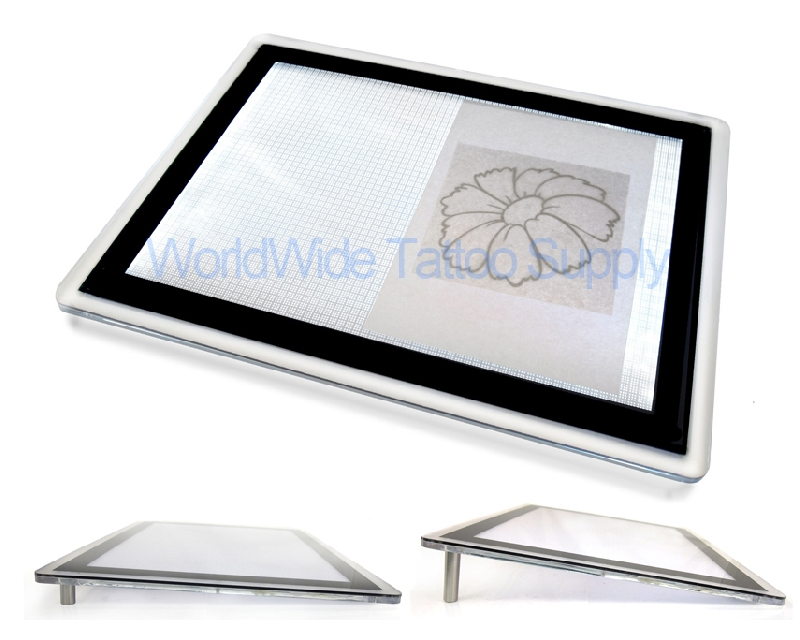 New ultra thin led tracing light box table lumineuse de for Table lumineuse a3