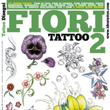 Flower 2 Tattoo Flash Book