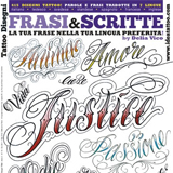 Lettering & Script Flash Book