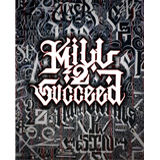 Kill 2 Succeed Sketch Book