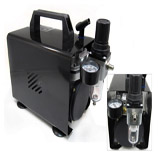 1/6HP Compressor + Case
