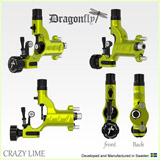 DRAGONFLY Machine Crazy Lime