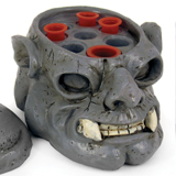 Monster Ink Cup Holder
