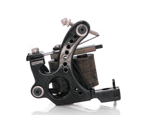 how to build tattoo machine coils