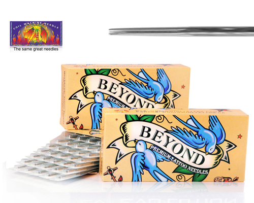 Semi Tight Round Liner Needles
