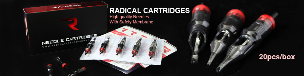Radical Needle Cartridges